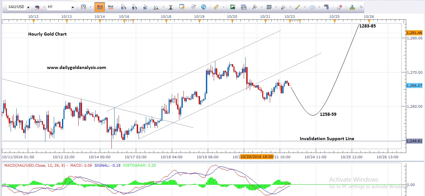 forex-trading-hourly-gold-chart