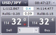 USDJPY Pip Calculation